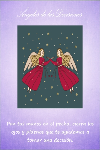 ángeles de las decisiones www.jamaraturana.com