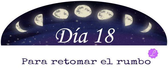 Retomar El Rumbo Día 18 La Pareja www.jamaraturana.com