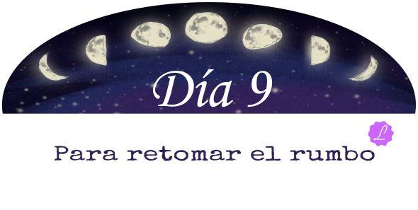 Retomar El Rumbo Día 9 Mimos www.jamaraturana.com